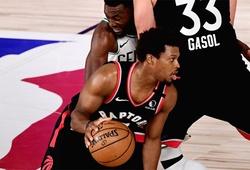 Toronto Raptors tái xuất cực mạnh: Từ cú ném 0.5 giây đến quân bình tỷ số series 2-2