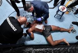 Kinh hoàng Ảnh chụp chiếc sườn gãy của cựu vương UFC Tyron Woodley