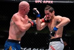 Những hình ảnh ấn tượng của UFC Fight Night Vegas