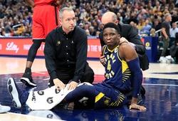 Báo đen Victor Oladipo bất ngờ xin nghỉ thi đấu, Pacers tiếc hùi hụi