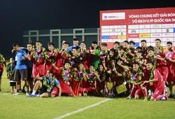 U19 HAGL 1 đánh rơi chức vô địch vì hàng phòng ngự yếu kém