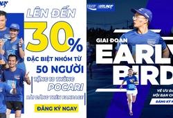 Chỉ còn 07 ngày để nhận ưu đãi cực đã của Pocari Sweat Run