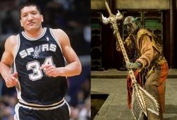 Cầu thủ Trung Quốc đầu tiên vô địch NBA và vai diễn để đời trong phim Tây Du Ký