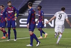 Video bóng đá cúp C1 đêm qua: Highlight Barca vs Bayern