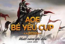 Trực tiếp Bé Yêu Cup 2020 hôm nay: Link xem HD