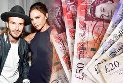 David Beckham và vợ hiện tại giàu cỡ nào?