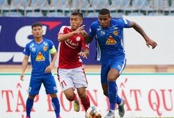 Kết quả Bình Định vs Quảng Nam (2-2): Bất phân thắng bại