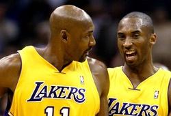 Vì đâu tình bạn giữa 2 huyền thoại Kobe Bryant và Karl Malone tan vỡ?
