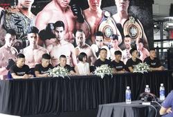 Toàn cảnh buổi ký kết hợp đồng quản lý võ sĩ của Shadow Entertainment