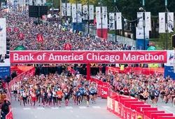 """Chicago Marathon 2020 hủy, 3 giải chạy lớn ở Mỹ """"sạch bóng"""" vì COVID-19"""