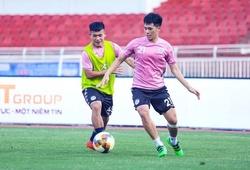 Văn Hậu - Đình Trọng trở lại, Hà Nội FC vá chắc hàng thủ