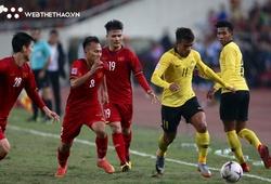 """ĐT Malaysia gặp khó về nhân sự trước cuộc """"tử chiến"""" với ĐT Việt Nam"""