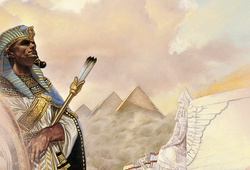 Lịch sử AOE: Vì sao Phù thuỷ Egyptian bá đạo, còn nông dân khai thác vàng cực nhanh?