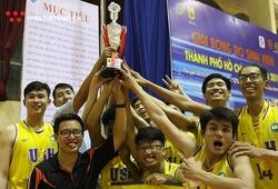 Giải bóng rổ sinh viên thành phố Hồ Chí Minh chính thức trở lại mùa 2020