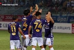 Tiết lộ lý do Hà Nội FC đẩy Thành Chung lên đá tiền đạo trong trận thắng Đồng Tháp