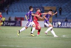 Đánh bại Hải Phòng, Hà Nội FC hướng mục tiêu Top 8