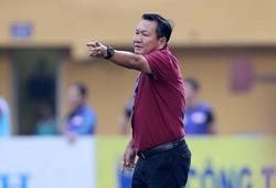 HLV Hoàng Văn Phúc phủ nhận thay Huỳnh Đức ở SHB Đà Nẵng
