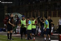 S.Khánh Hoà xuống hạng V.League 2019 và ảnh hưởng từ tiếng còi méo