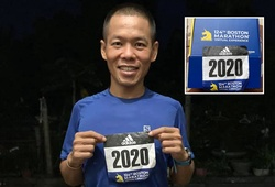 """VĐV quê Phú Thọ """"chạy Boston Marathon"""" ngay tại Việt Nam"""
