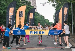 "Tuyển thủ SEA Games 30 ""chạy Boston Marathon"" ngay tại Việt Nam"