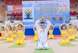 Festival Yoga toàn quốc năm 2020 gây ấn tượng mạnh với gần 2000 hội viên tham dự