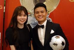 Gia thế Huỳnh Anh, bạn gái Quang Hải khủng cỡ nào?