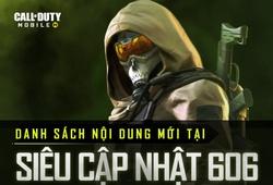 Call of Duty: Mobile Việt Nam chào đón bản cập nhật lớn ngày 6/6