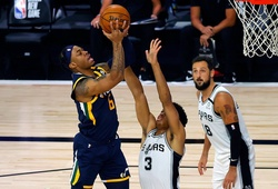 Spurs chia tay kỷ lục Playoffs 22 năm sau trận thua Utah Jazz
