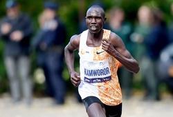 Sao marathon Kenya, đồng hương Eliud Kipchoge bị xe máy đâm khi chạy