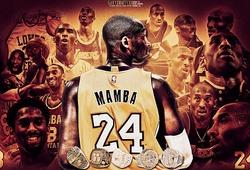 Màn ra mắt ghi 1 điểm và hành trình 20 năm lột xác của Kobe Bryant
