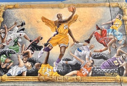 HBO gây phẫn nộ khi thay tranh tưởng niệm Kobe bằng bảng quảng cáo