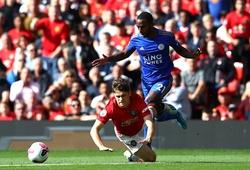 """Kết quả Leicester vs MU: """"Quỷ đỏ"""" hiện ngang vào Top 4"""
