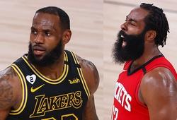 NBA công bố lịch thi đấu: Playoffs chính thức trở lại với người hâm mộ
