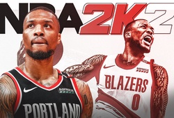 Xuất hiện trên bìa đĩa, Damian Lillard vẫn phàn nàn về NBA 2K21