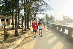 Đối phó với đường chạy nhiều cát của Tiền Phong Marathon 2020 thế nào?
