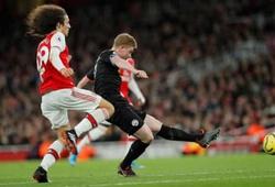 Lịch thi đấu Ngoại hạng Anh 2020 mới nhất: Man City vs Arsenal