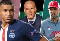 Tin bóng đá mới nhất hôm nay 22/9: Liverpool và Real tranh sao PSG