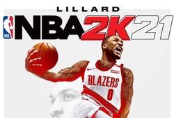 Damian Lillard bất ngờ là cầu thủ đầu tiên đại diện cho NBA 2K21