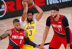 Nhận định NBA: Portland Trail Blazers vs Los Angeles Lakers (ngày 25/08, 8h00)