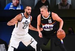 Nhận định NBA: Denver Nuggets vs Utah Jazz (ngày 24/08, 8h00)