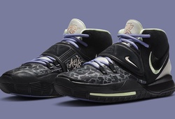 Cận cảnh đôi Nike Kyrie 6 được Kyrie Irving làm riêng cho các chị em
