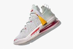 Nike LeBron 18 trình làng: Chiến hài tiếp sức nhà vua tại chung kết miền Tây