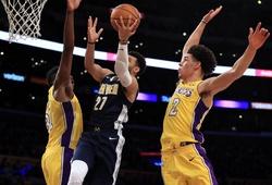 Nhận định NBA: Denver Nuggets vs Los Angeles Lakers (ngày 23/08, 8h00)