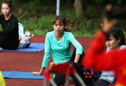 """Nữ VĐV """"chạy xe ôm"""" giành HCV SEA Games Thu Trang và câu chuyện lạ về môn đi bộ"""
