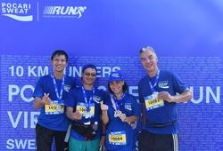 Pocari Sweat Run Việt Nam thu hút những chân chạy mới vì điều gì?