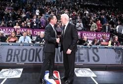 Nets đưa HLV Gregg Popovich về dẫn dắt Kevin Durant và Kyrie Irving?