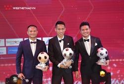Danh sách Quả bóng Vàng Việt Nam qua các năm