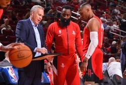 HLV Rockets tiết lộ lý do Russell Westbrook vắng mặt trận gặp Lakers