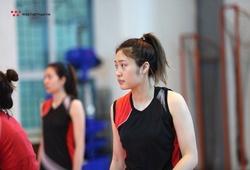 Dàn Hot girl bóng chuyền khoe sắc trong trận giao hữu trước mùa giải