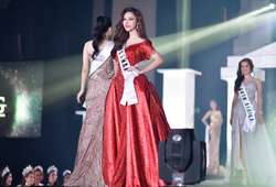 Nguyễn Mỹ Huyền từ VĐV bóng chuyền đến Hoa hậu quốc tế